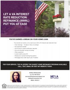 Do you have a current VA loan?
